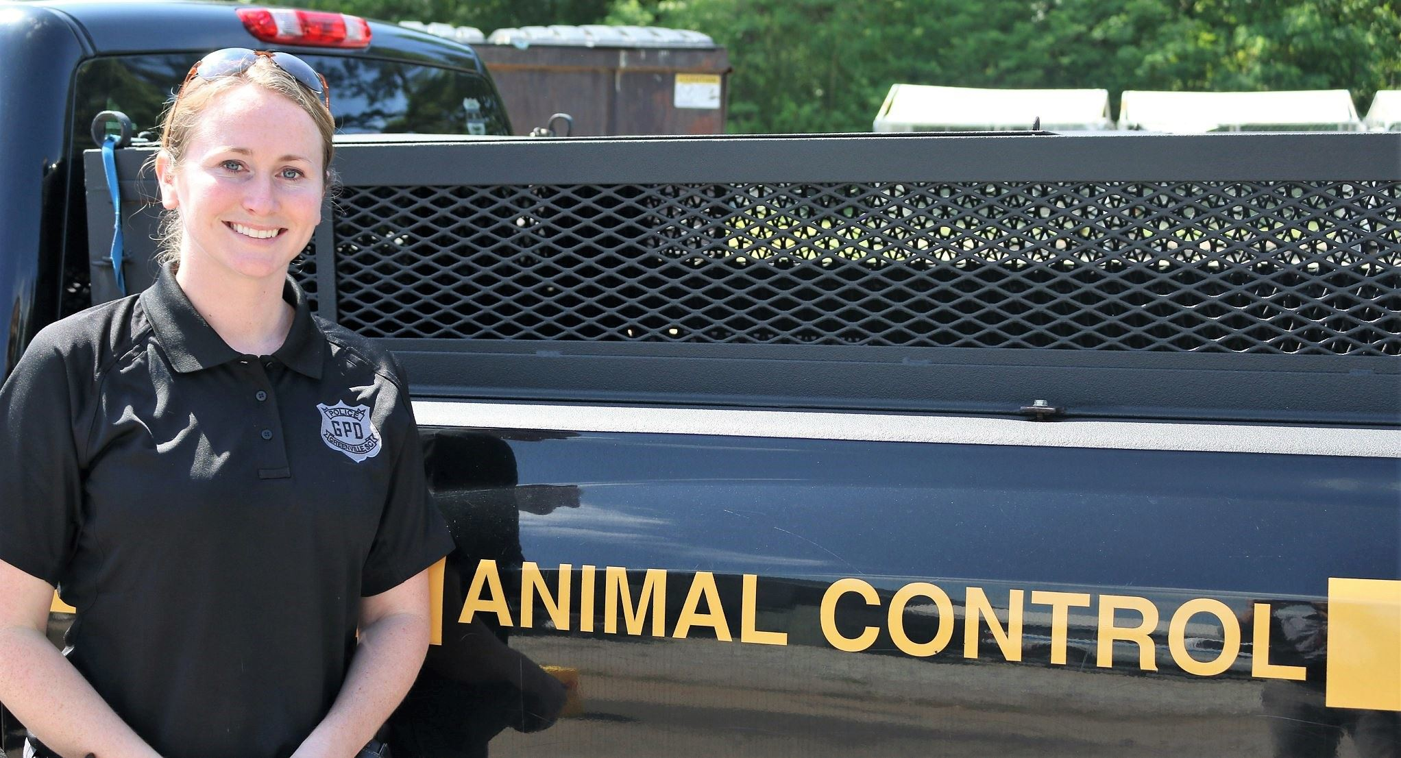 GPD Animal Control Officer Harrelson