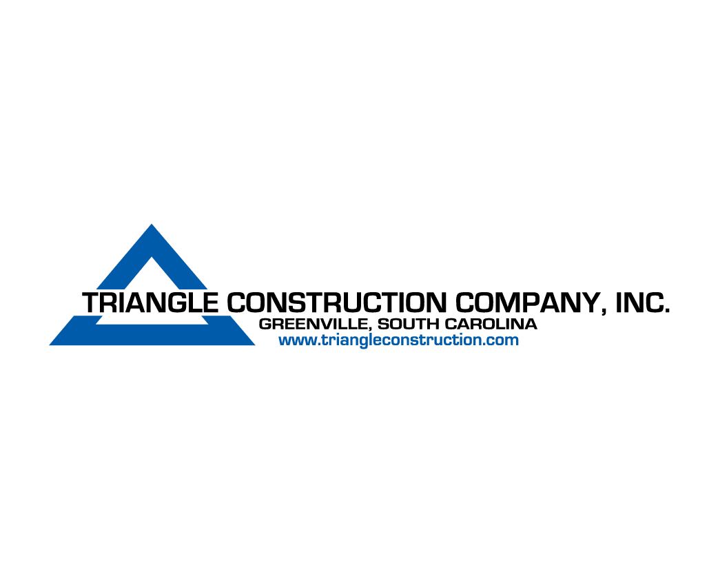 Triangle Construction logo